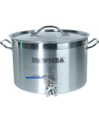 Accessoires du brasseur - Cuve de brassage Brewferm 25 L avec robinet