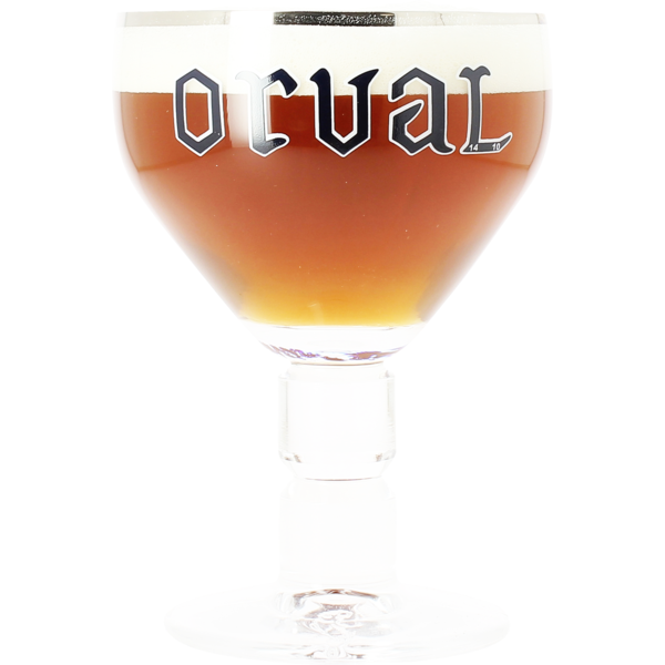 Orval-glas - 33 cl