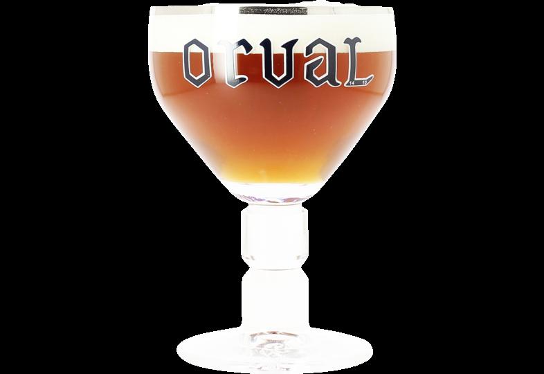 Verres à bière - Verre Orval - 33 cl