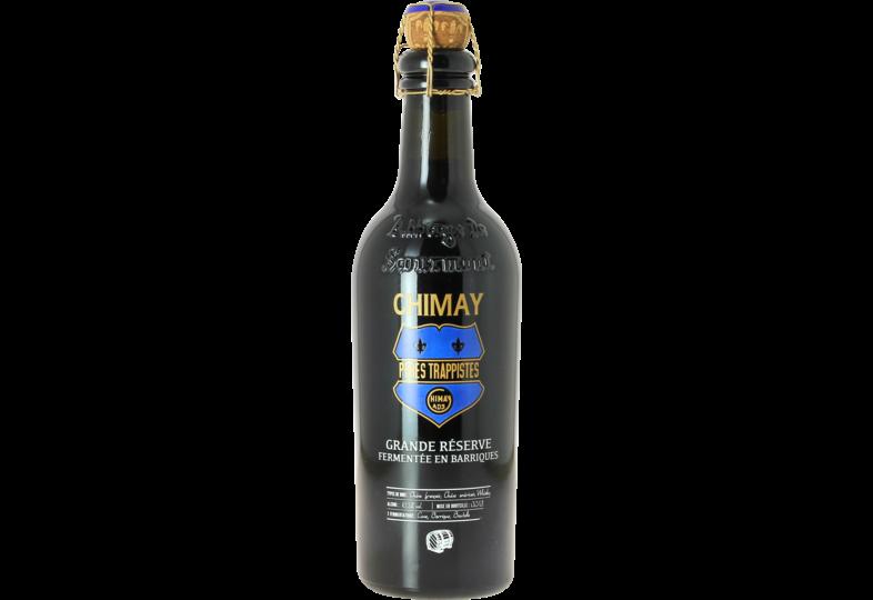 Bouteilles - Chimay Grande Réserve Vieillie En Barriques Whisky Edition - 37,5 cl