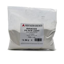 Brewing additives - Briess Pilsen DME 1 lb.