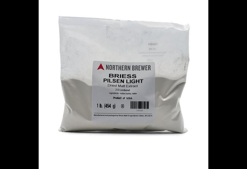 Additivi di brassaggio - Briess Pilsen DME 1 lb.