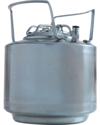 Accessori per la birrificazione - Draft Brewer Cannonball Small Batch Mini Keg