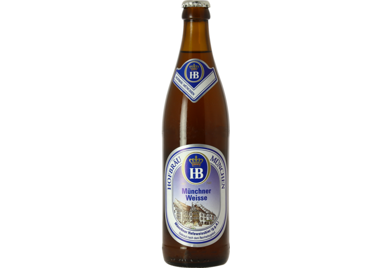 Bouteilles - Hofbräu Münchner Weisse