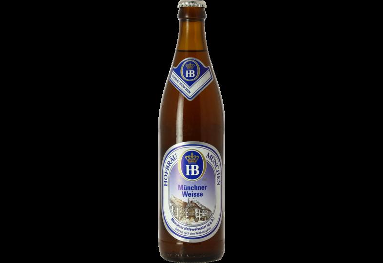 Bottiglie - Hofbräu Münchner Weisse
