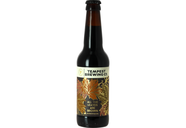 Flessen - Tempest All the Leaves Are Brown - Bourbon Barrel