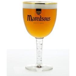 Ölglas - Classic Maredsous stemmed glass