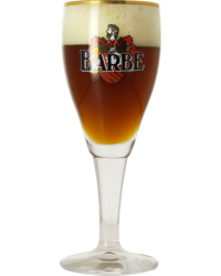Beer glasses - Barbe Tulip Glass - 33 cl