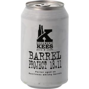 Kees Barrel Project 18.11