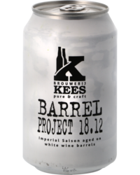 Flessen - Kees Barrel Project 18.12