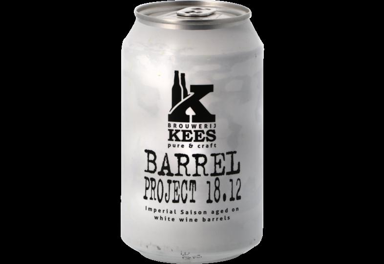Bouteilles - Kees Barrel Project 18.12