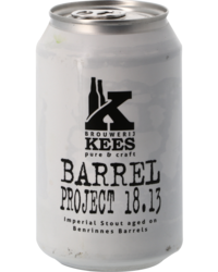 Flessen - Barrel Project 18.13