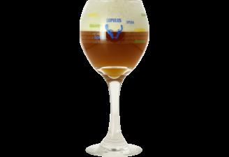 Verre 25cl  bière LUPULUS