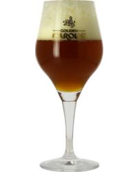 Biergläser - Gouden Carolus ballon bierglas - 33 cl