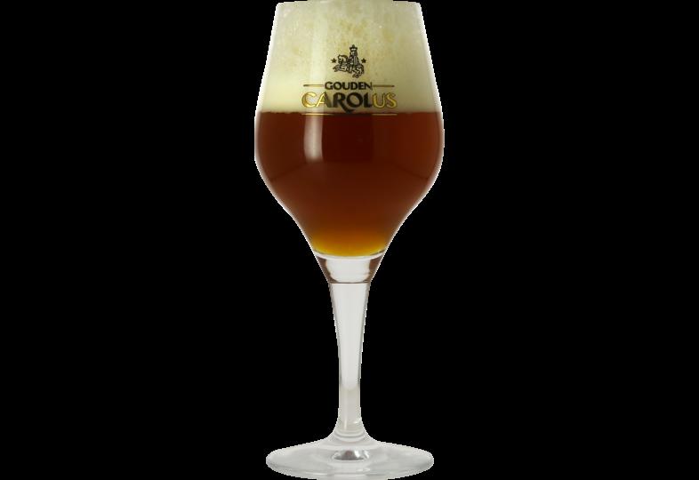Verres à bière - Verre Gouden Carolus - 33 cl