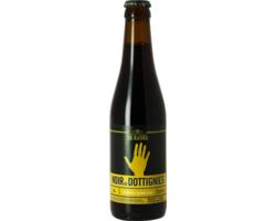 Bouteilles - Noir de Dottignies - 33 cl