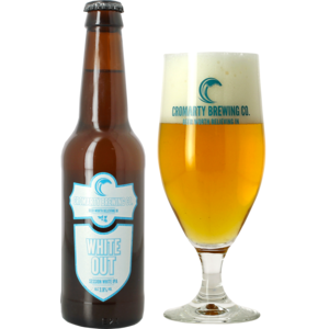 Cromarty White out + Verre Cromarty