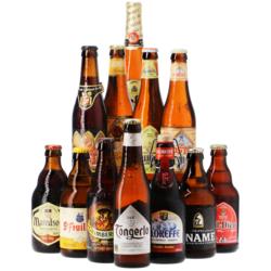 Cadeaus en accessoires - Belgische Abdij Speciaalbierpack - 12x33cl