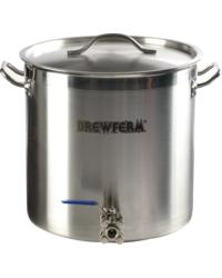 Accessoires du brasseur - Cuve de brassage Brewferm 35 L avec robinet 3 étages