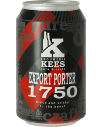 Botellas - Kees Export Porter 1750