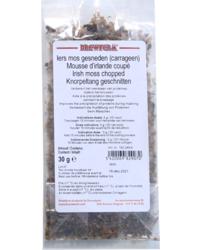 Additifs de brassage - Lichen carraghen coupé / Irish moss - 30 g