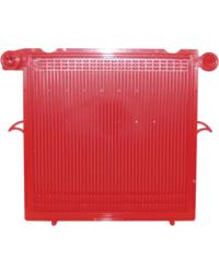 Brouwbenodigdheden - Plaque fin pour filtre à plaques, avec pompe Rover