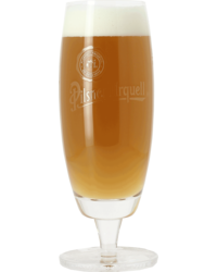 Beer glasses - Pilsner Urquell 33cl flute glass