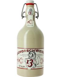 Bouteilles - Schorschbräu SchorschWeizen 13 - 50 cl