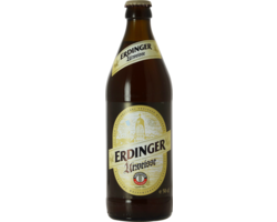 Bottled beer - Erdinger Urweisse