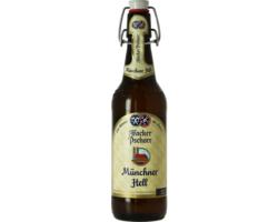 Flessen - Hacker-Pschorr Münchner Hell
