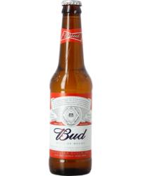 Bottled beer - Bud - 30 cl