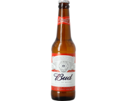 Bottled beer - Bud - 30 cl