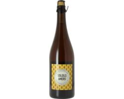 Bottiglie - Brasserie des Sources Soleils Amers - Blonde