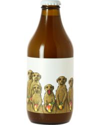 Bottled beer - Brewski Meerkat Madness