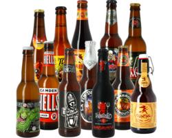 Regalos y accesorios - Pack de 12 cervezas de Halloween