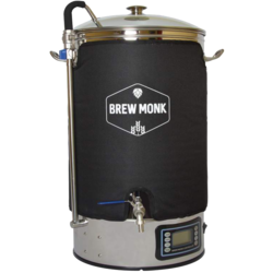 Brewing Accessories - BrewMonk Cape - Insulated Jacket for BrewMonk 30-litre