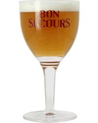 Beer glasses - Bon Secours 25cl glass