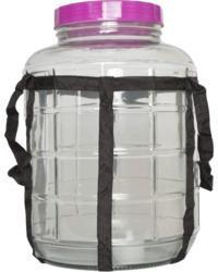 Dames-Jeannes - Cuve de fermentation Little Bubbler Brewferm - 14 L