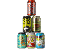 Accessori e regali - Coffanetto Yes we CAN - 6 birre artigianali in lattina