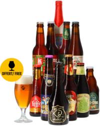 Accessoires et cadeaux - Coffret bières de Noël