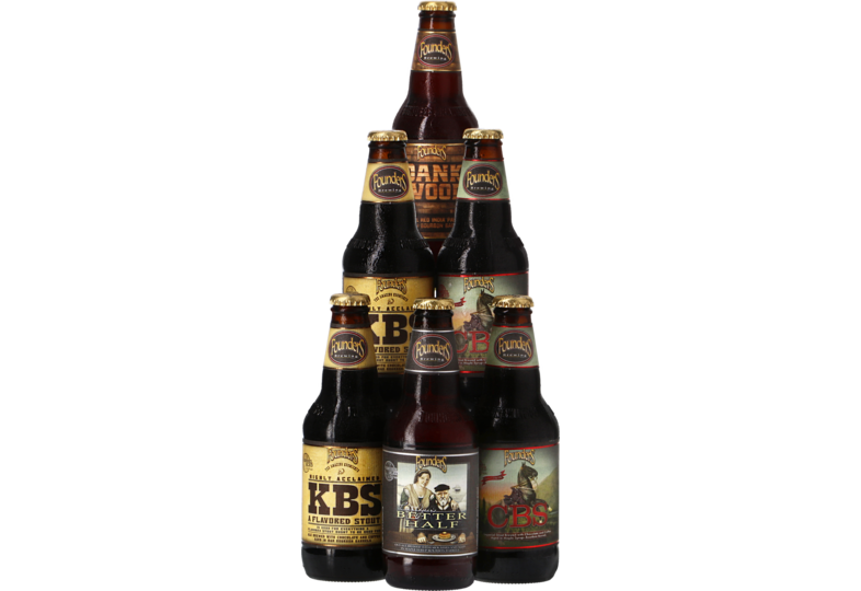 Gifts - Black Friday - Founders 6 pack