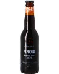 Bottled beer - Celestin N° Noir Rhum BA