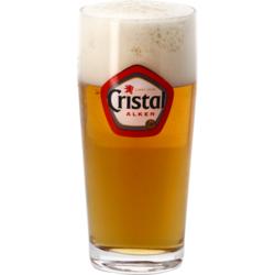 Biergläser - Verre Cristal Alken 25 cl