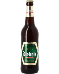 Bottled beer - Diebels Alkoholfrei