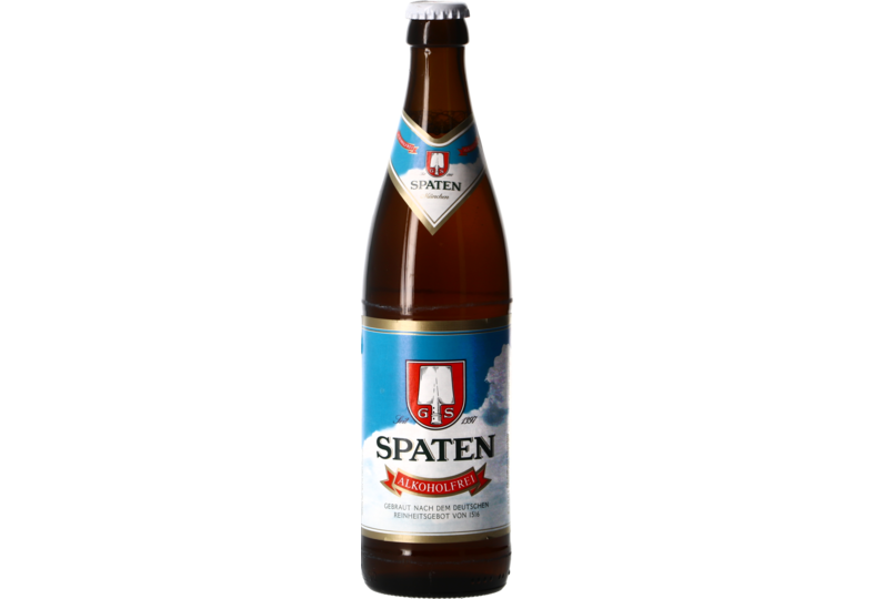 Bottled beer - Spaten Alkoholfrei