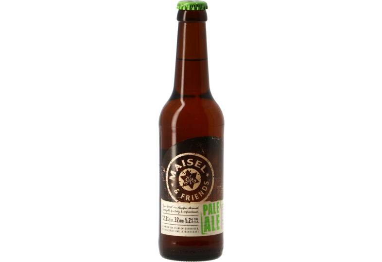 Flessen - Maisel & Friends Pale Ale