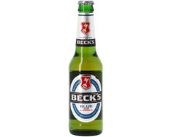 Bottled beer - Beck's Blue Non-Alcoholic