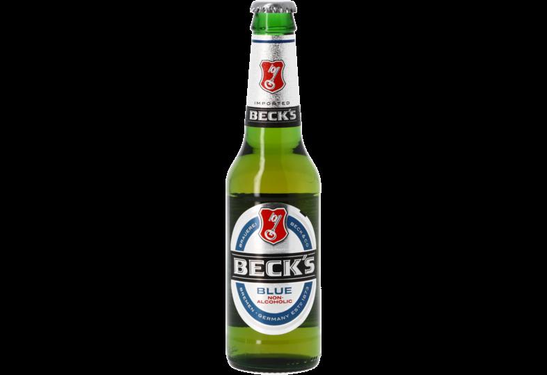 Bouteilles - Beck's Blue Non-Alcoholic