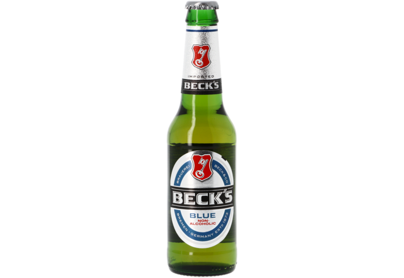 Bottled beer - Beck's Blue Non-Alcoholic