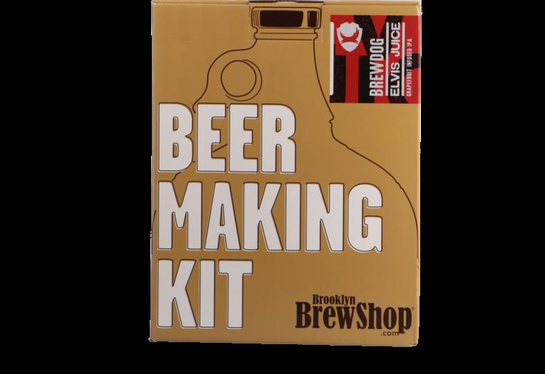 Kit à bière tout grain - Brooklyn Brew Kit Brewdog Elvis Juice